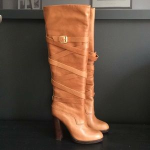 Michael Kors Greenwich Belted Boots